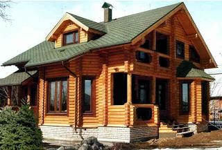 faisceau mis en forme: les avantages et inconvénients. Construction de maisons de barres profilées