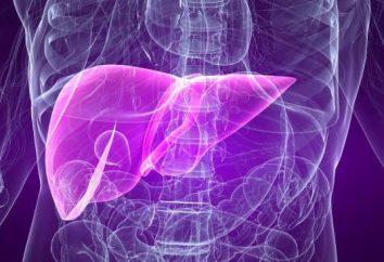 Sinais e sintomas de toxicidade hepática. Tratamento de toxicidade hepática