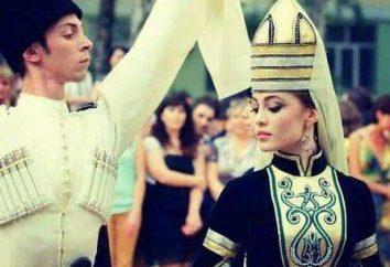 Costume national des Tchétchènes: description, histoire, culture du peuple tchétchène