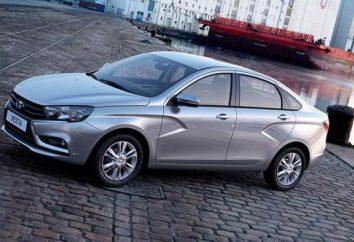 """""""Lada Vesta"""" (meccanica): recensioni proprietari"""