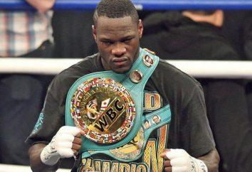 Amerykański bokser Wilder: jego życie i osiągnięcia