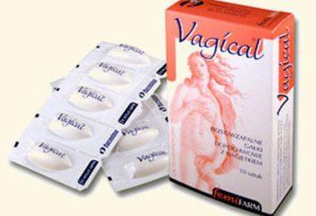 """""""Vagikal"""" (świeca): Wskazania, instrukcje użytkowania, analogi"""