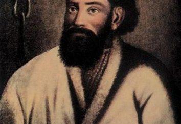 combattenti per la libertà. Emelyan Pugachev