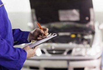 Die Garantien für Autos. Auto-Reparatur-Garantiefrist