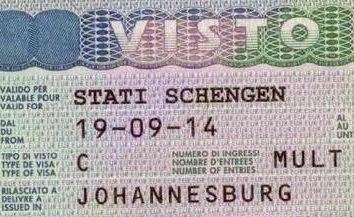 Documenti per un visto Schengen – che è necessario per ottenere la stampa ambita?