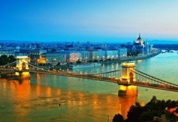 ¿Cuántas afluentes en el Danubio – sabrá a ciencia cierta