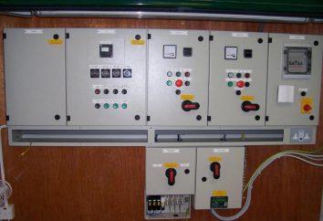 controle de bomba da estação: tipos e descrições