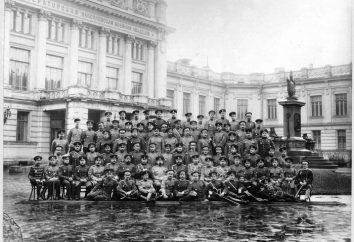 Academia Khruleva discurso, el jefe de departamento. Academia Militar de Logística la A. V. Hrulova