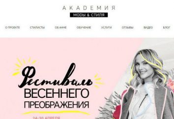 Akademia mody i stylu Anny Arsenevoy: szkolenia, opinie