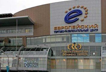 """""""europejskie"""" sklepy centrum handlowe, godziny otwarcia i opinie"""