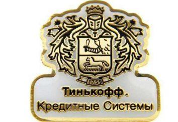 """Il contributo della banca """"Tinkoff"""", carte di credito, assicurazioni e altri servizi"""