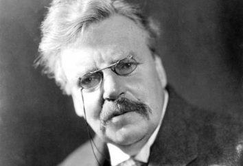 Gilbert Chesterton. scrittore creativo
