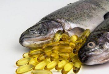 Aus diesem Grunde sollten Sie Fischöl nehmen!