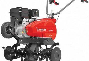 Cultivateur Pubert Primo – Test, caractéristiques et commentaires