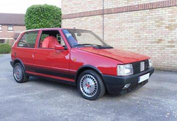 """Przegląd """"Fiat Uno"""" samochód"""