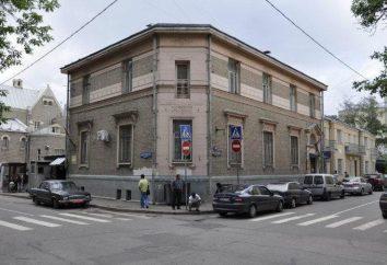 Consulat tadjike à Moscou, adresse, horaires d'ouverture