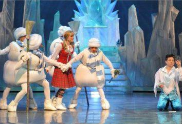 Rosyjski Teatr Dramatyczny (Ufa): historia, repertuar, przeglądy spektakli