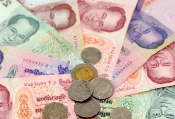 Baht tailandese Thai o valuta nazionale