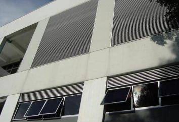 testes aerodinâmicos de sistemas de ventilação. Métodos de testes aerodinâmicos