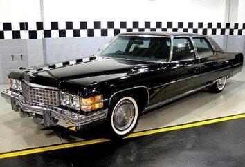Cadillac Fleetwood: le luxe, la beauté et le rock-n-roll