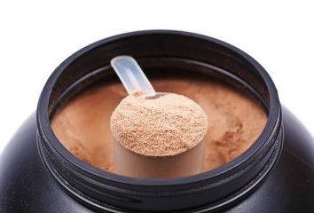 Proteina: composizione, prezzo. La migliore proteina per la massa muscolare. Proteina russa