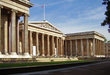 British Museum: foto e recensioni. Il British Museum di Londra: mostre