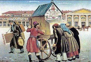Pietruszka Historia teatru i wydajność. przedstawienie kukiełkowe