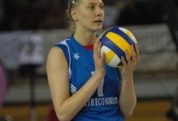 Jogadora russa de voleibol Natalia Safronova: biografia e carreira esportiva