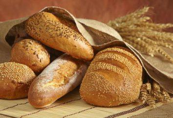 Chleb: pieczywo, skład, właściwości użytkowe
