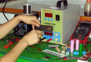 reparo da bateria – este é gerenciável