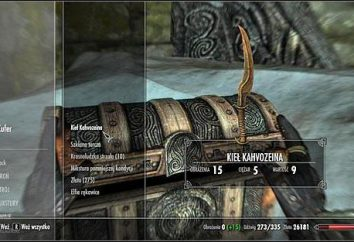 "Quests ""Skyrim"": ""Fang Kavozeina""."