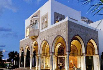 Hôtel Sensimar Palm Beach Palace 5 * (Djerba, Tunisie) photos et commentaires