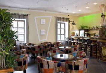 Hoteles Kamenetz-Podolsk: Descripción colocaciones superiores