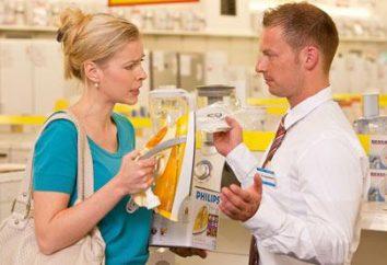 O ochronie praw konsumentów. Zwroty i prawidłowe zgłoszenie roszczeń
