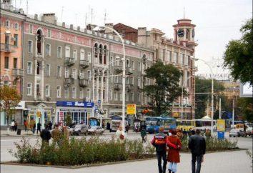 Distretto di Rostov-on-Don: una breve descrizione