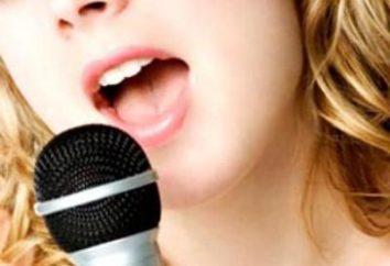 Wie Sie Ihre eigene Stimme setzen? Zu Hause, wie eine Stimme setzen?