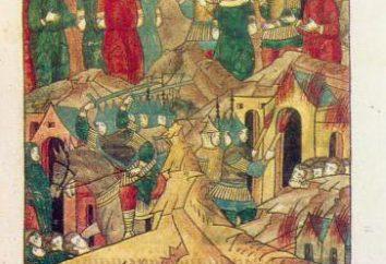"""""""Il racconto della distruzione di Ryazan"""": una sintesi. Fiction storico"""