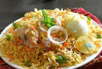 Riso con carne in multivarka. Come cucinare il riso nella pentola con la carne