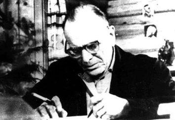 """""""Złota Róża"""", Paustovsky: Podsumowanie i analiza"""