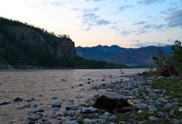 Indigirka ist ein Fluss im Nordosten von Jakutien. Beschreibung, Lebensmittel, Nebenflüsse