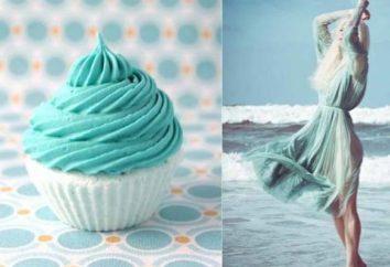 Aquamarine – kolor morza chłodu i odpoczynku