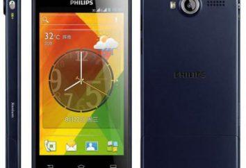Philips W732 – model przegląd, opinie klientów i ekspertów