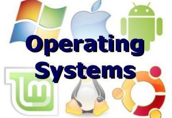 Funkcje i koncepcji systemów operacyjnych