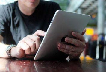 freni Tablet, le impostazioni, antivirus, software