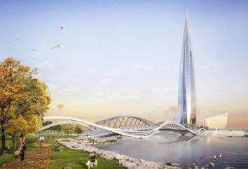 """""""Lahti Center"""" in St. Petersburg – ein neues Wahrzeichen der Stadt"""