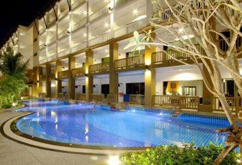 Kata Sea Breeze Resort 4 * Phuket: comentários, descrição do hotel