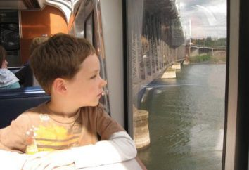 Dzieci pociągiem: Proste wskazówki