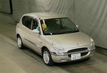 « Toyota Duet » – un conquérant modeste d'éléments urbains
