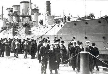 """cruzador blindado """"Rurik"""" (1892). Navios da Marinha Imperial Russa"""