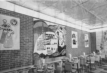"""Restauracja """"Ural kluski"""" w Czelabińsku: wszystkie formaty z najstarszych instytucji"""